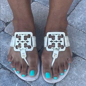 Tory Burch Miller Sandals size 8.5